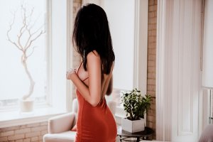 Marie-roselyne escorts service in Levittown