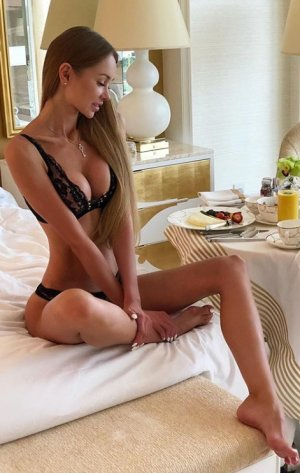 Marie-jessie independent escorts